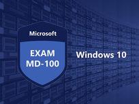 Microsoft MD-100: Windows 10 - Product Image