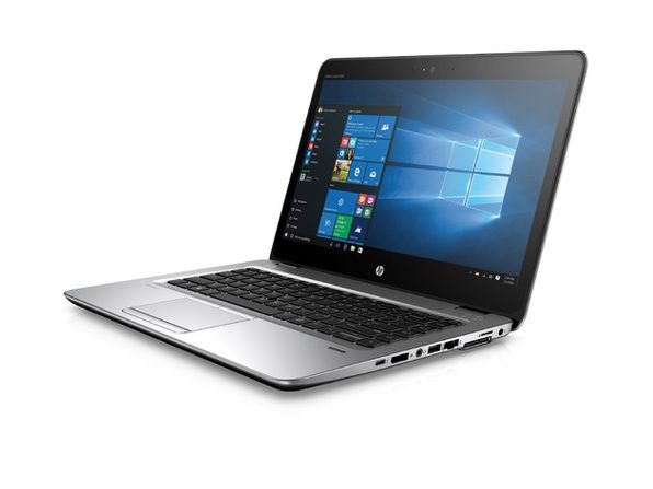 "HP EliteBook 840G3 14"" Laptop, 2.4GHz Intel i5 Dual Core Gen 6, 8GB RAM, 256GB SSD, Windows 10 Home 64 Bit (Refurbished Grade B)"