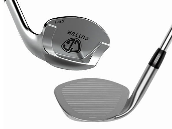 "The Cutter Wedge – ""Better Physics...Better Golf""® (52°/Right-Hand)"