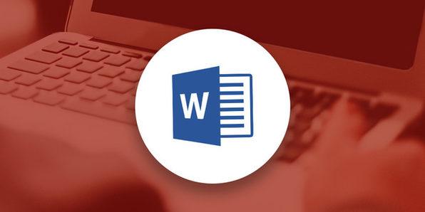 Basic Microsoft Word 2016 - Product Image