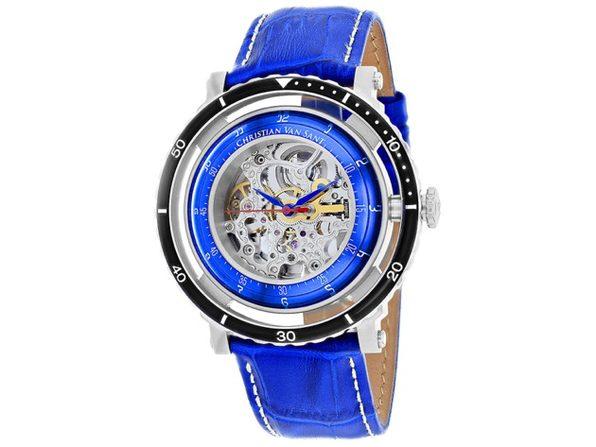 Christian Van Sant Men's Gold Dial Watch - CV0748 - Product Image