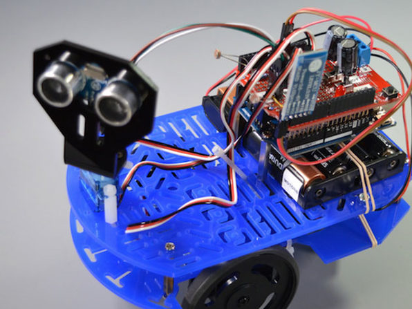 Make an Arduino Robot