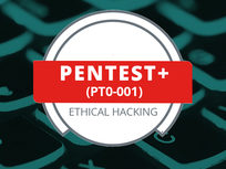 CompTIA PenTest+ (PT0-001) Ethical Hacking - Product Image