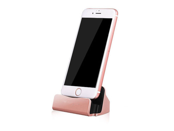 iPhone Charging Station (Rose Gold)