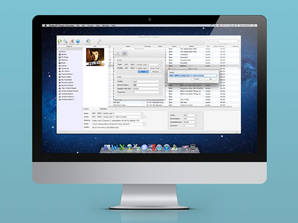 iTunes Converter  - Product Image