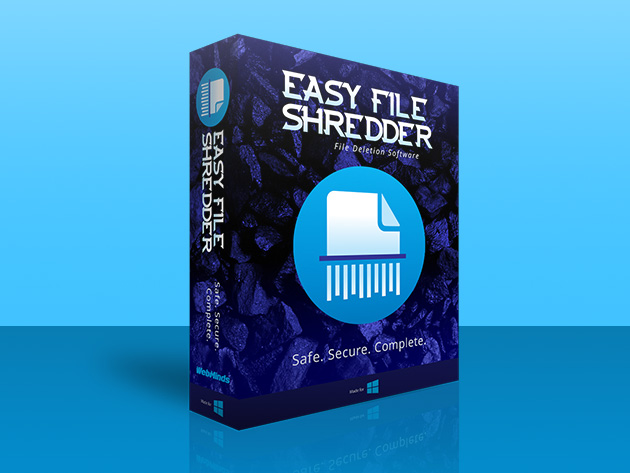 Stack Social Deal for Easy File Shredder: Lifetime Subscription