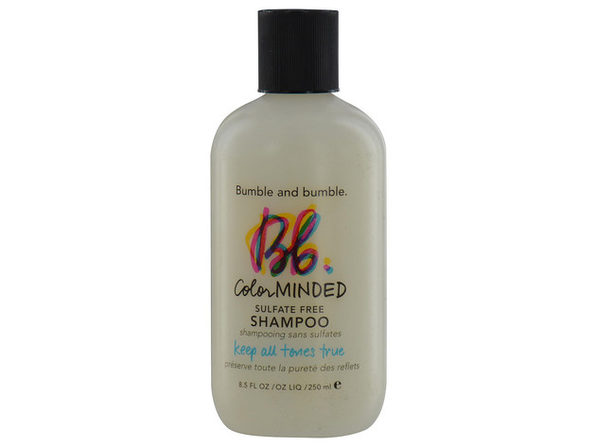 BUMBLE AND BUMBLE by Bumble and Bumble COLOR MINDED SHAMPOO-SULFATE FREE 8.5 OZ for UNISEX ---(Package Of 4) - Product Image