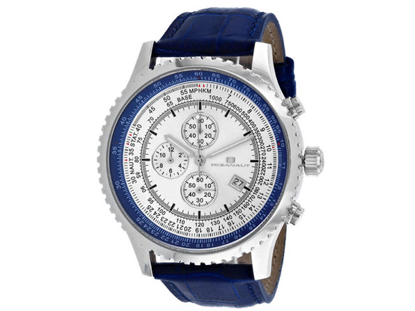 Oceanaut Men's Silver Dial Watch - OC0314