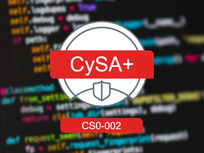 TOTAL: CompTIA CySA+ Cybersecurity Analyst (CS0-002) - Product Image