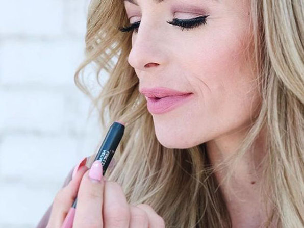Stay All Day Velvet Lip Pencil (Pretty in Pink)