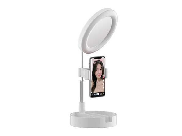 LED Selfie Mirror (White)