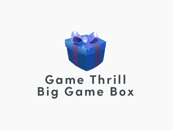 GameThrill Big Game Box: 3-Month Subscription