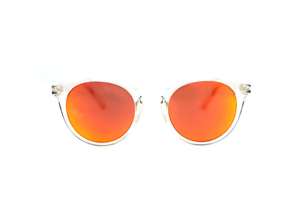 Hobbes Revo Sunglasses (Crystal Red)