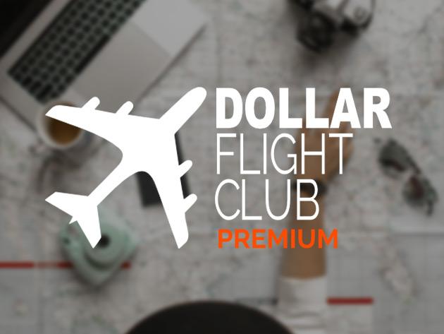Stack Social Deal for Dollar Flight Club Premium: Lifetime Subscription