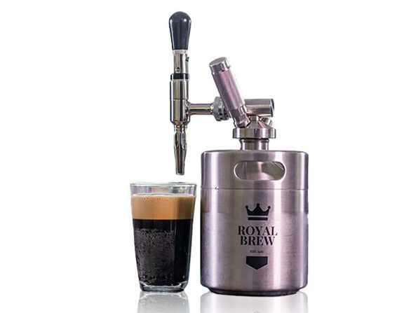 Royal Brew Nitro Coffee Maker