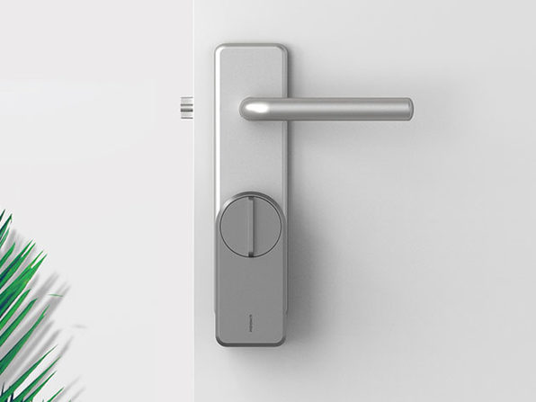 Gimdow: Peel & Stick Smart Lock