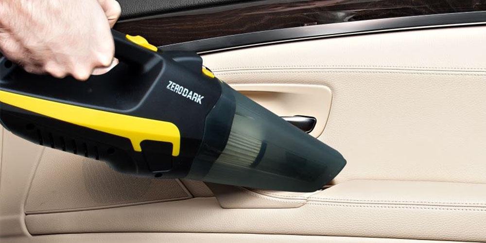ZeroDark High Powered Portable Vacuum Cleaner
