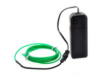 10 ft Neon Light RopeGreen - Product Image