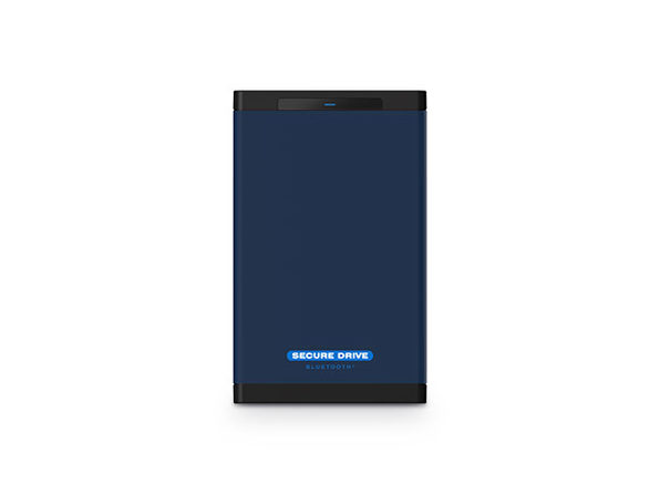 SecureDrive® BT Hardware Encrypted External Portable HDD (5TB)