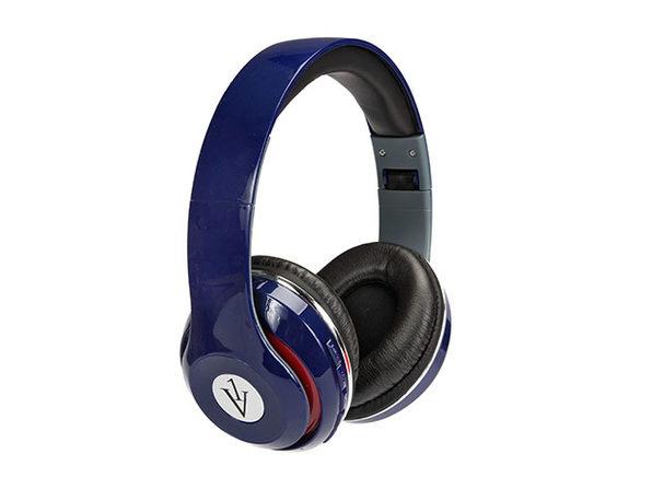 Symphony Bluetooth On-Ear Headphones (Blue)