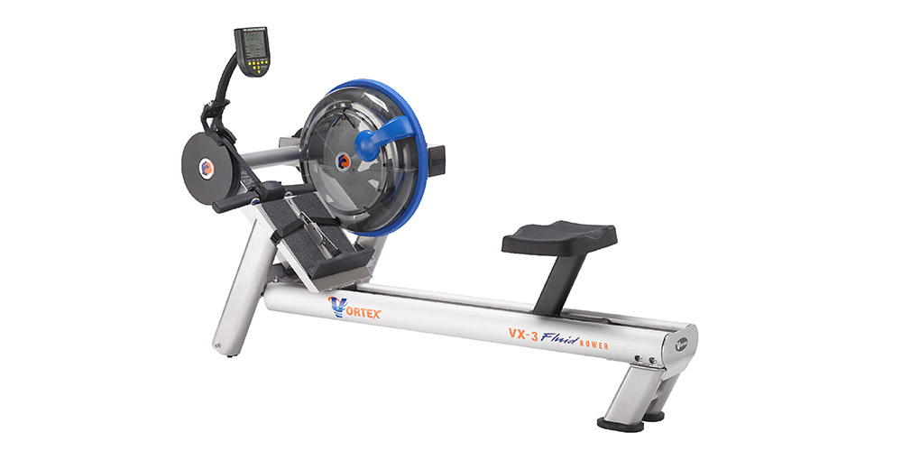 Vortex VX3 Fluid Assist® AR Water Rower, on sale for $2,100 with code VORTEX18