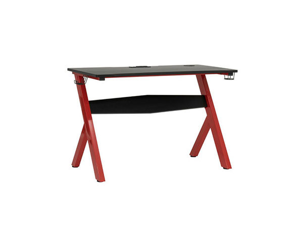 """Offex Overlord 45"""" Wide PC Gamer Computer Desk"""