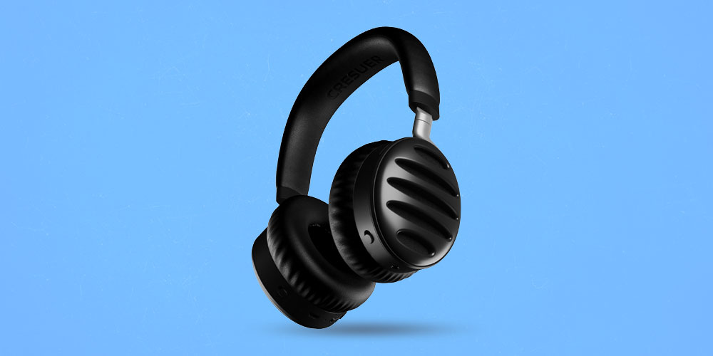 Cancel out noise like never before with HighWave's wireless headphones