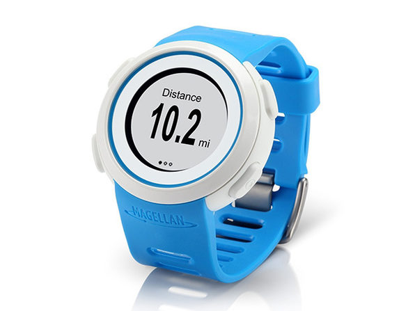 Magellan Echo Smart Watch (Blue)