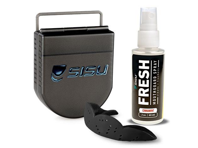 SISU® NextGen Aero Bundle (Charcoal Black), on sale for $25.49 when you use coupon code MERRY15 during checkout