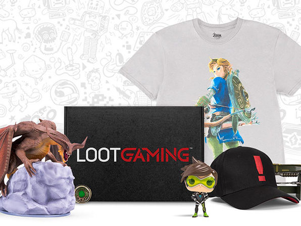 Loot Gaming: 3-Month Subscription (US Only)