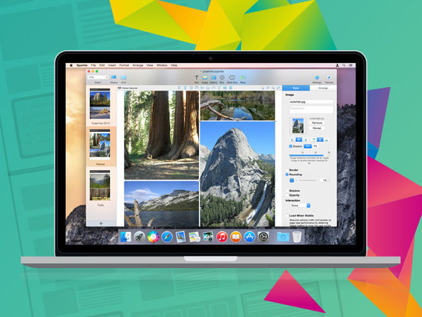 Sparkle Web Design App For Mac Stacksocial