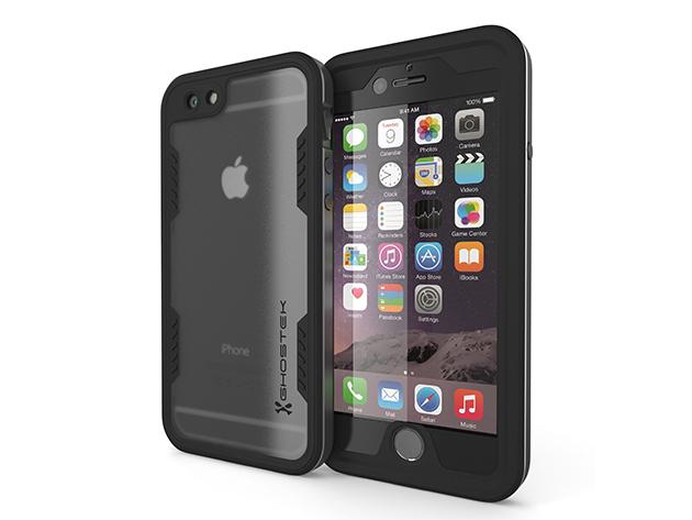Pristine Auto Sales >> Ghostek Waterproof iPhone 6 Plus Case (Space Gray)   Cult of Mac Deals