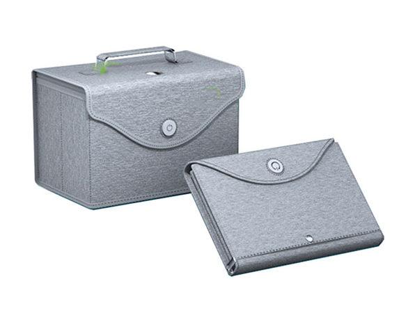VÜV Deluxe Foldable UV Sanitizer Box