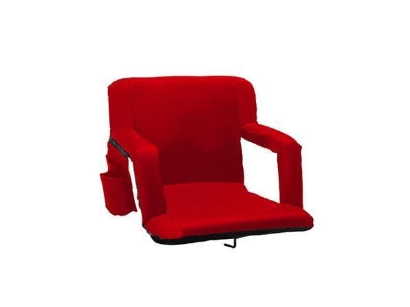 Alpcour Reclining Stadium Seat (Red)