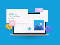 JavaScript DOM Modern Interactive Dynamic Web Pages & Games - Product Image