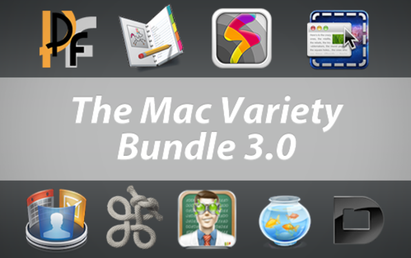 The Mac Variety Bundle 3.0 - Product Image