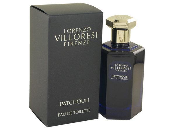 Lorenzo Villoresi Firenze Patchouli by Lorenzo Villoresi Eau De Toilette Spray 3.3 oz - Product Image