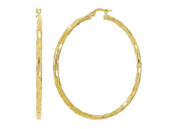 Christian Van Sant Italian 14k Yellow Gold Earrings - CVE9H87