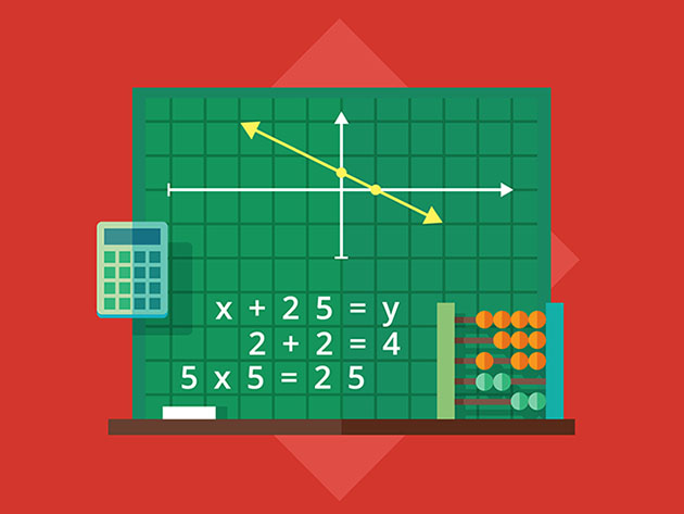 The Mastering Mathematics Training Prep Bundle for $29 6