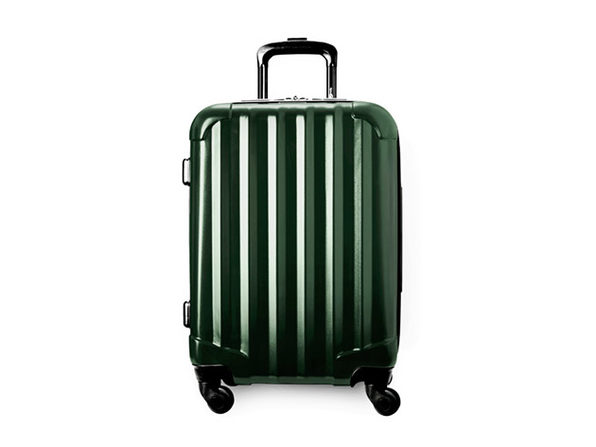 Genius Pack Aerial Hardside Carry On Spinner (Hunter Green)