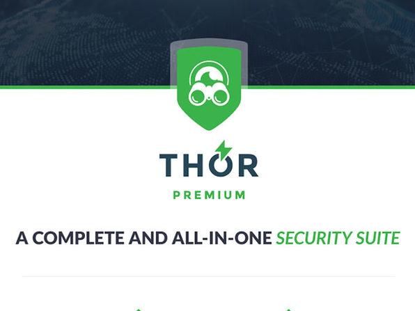 Heimdal™ Thor Premium: 2-Yr Subscription
