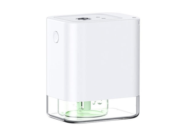 Sanispray Portable Liquid Auto Motion Sanitizer Sprayer: 4-Pack