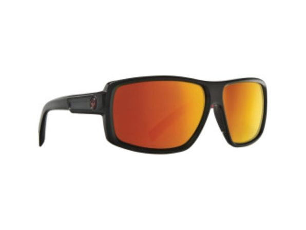 Dragon Double Dos Sunglasses Jet Red Ion - Product Image