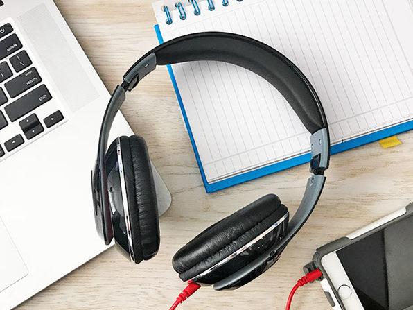 1Voice Bluetooth On-Ear Headphones