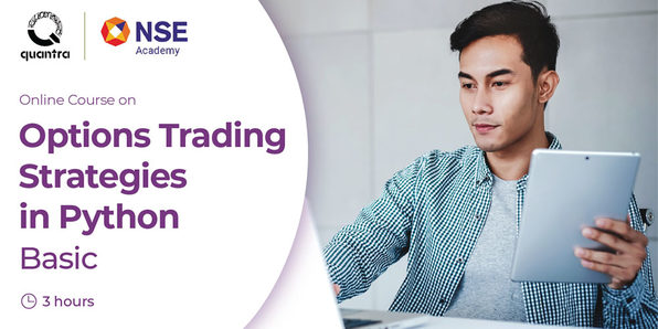 Learn Profitable Options Trading Strategies in Python - Product Image