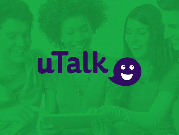 Utalk Language Education Lifetime Subscriptions 6