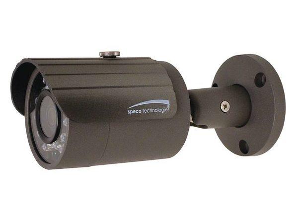Speco Technologies 3MP 2.8mm TDN IR Indoor / Outdoor Bullet Grey IP Camera - Product Image