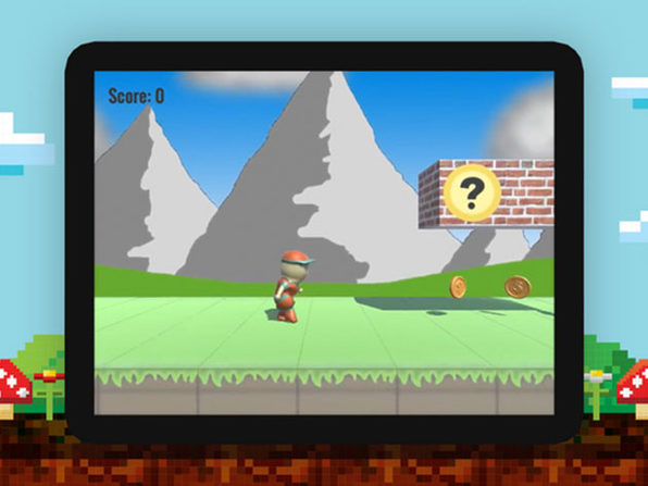 Build and Model a Super Mario Run Clone in Unity3D