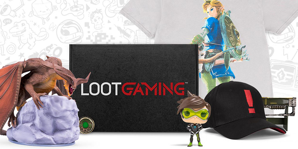 Loot Gaming: 3-Month Subscription, on sale for $65.90 (33% off)
