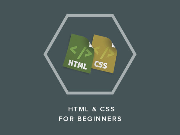 HTML & CSS for Beginners - Product Image